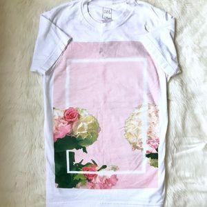 The 1975 2016 Floral Tour T-Shirt